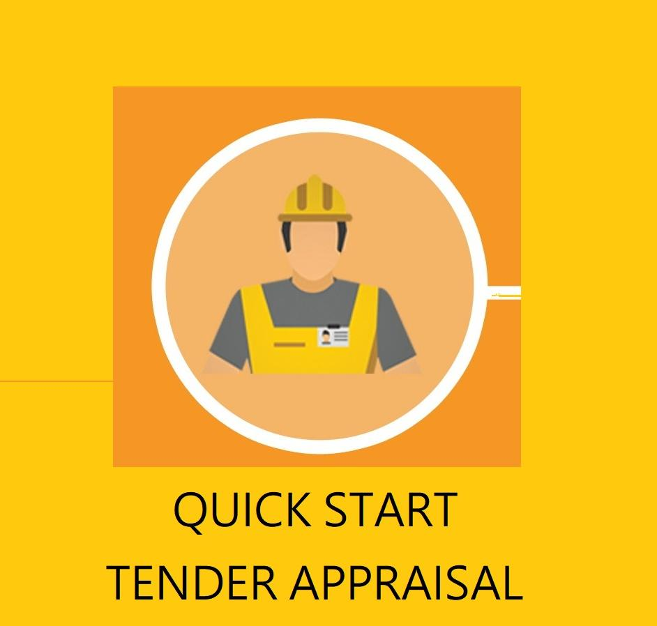 Quick Start -  Tendering Appraisal